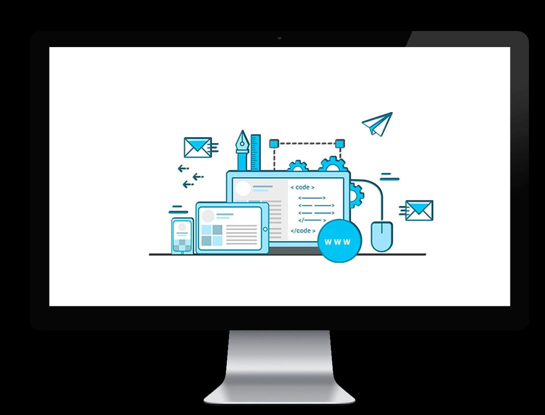 Desenvolvimento Web, sites e sistemas em Guaíba